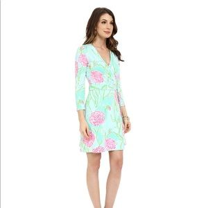 🌷Lilly Pulitzer Meridan Wrap Dress - Going Stag🌷